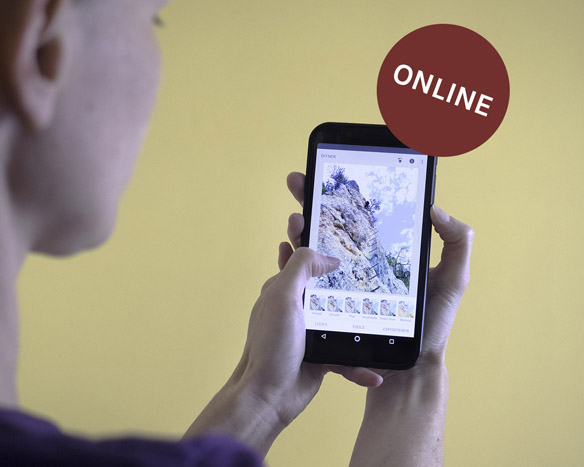 Online-Workshops Smartphone